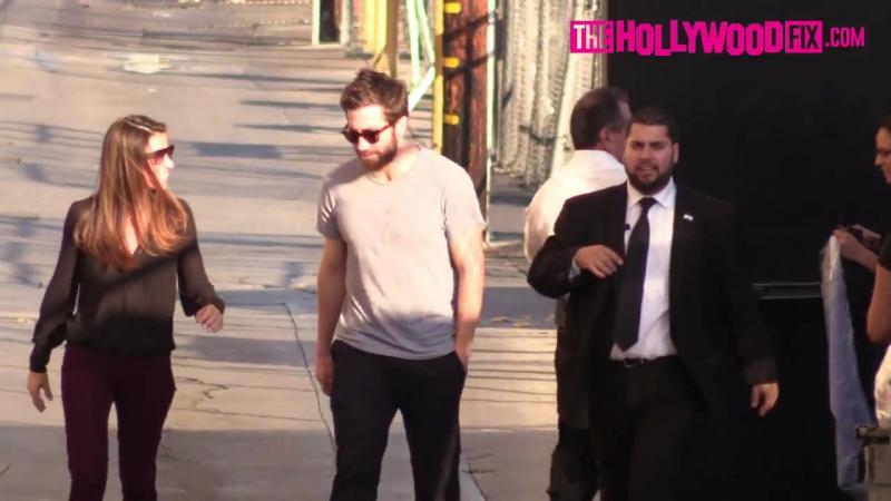 1 ноября 2016 - Джейк покидает ABC Studios в Голливуде