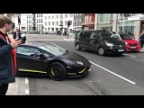 Lamborghini BlackList - Raging Bulls in London! Video by @staeldo