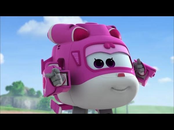 Супер Крылья Джетт и его друзья мультфильмы про самолёты трансформеры для детей все серии