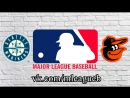 Seattle Mariners vs Baltimore Orioles 25 06 2018 AL MLB 2018 1 4