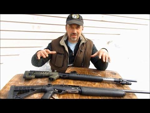 Модные тактические приклады для МР153 и МР155 Pro Shooter