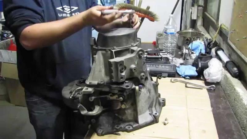 Peugeot - BE4 Gearbox Overhaul (Part 1)
