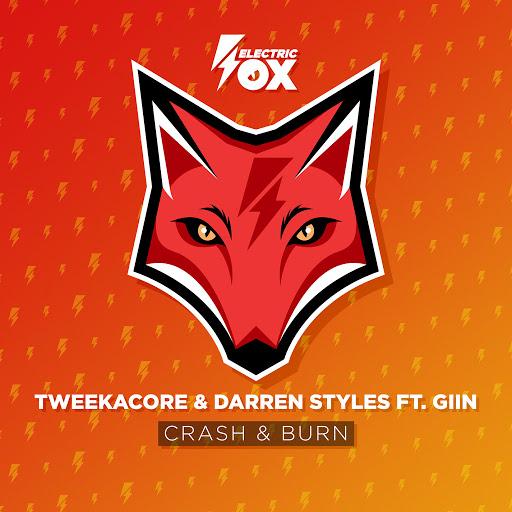 Darren Styles альбом Crash & Burn