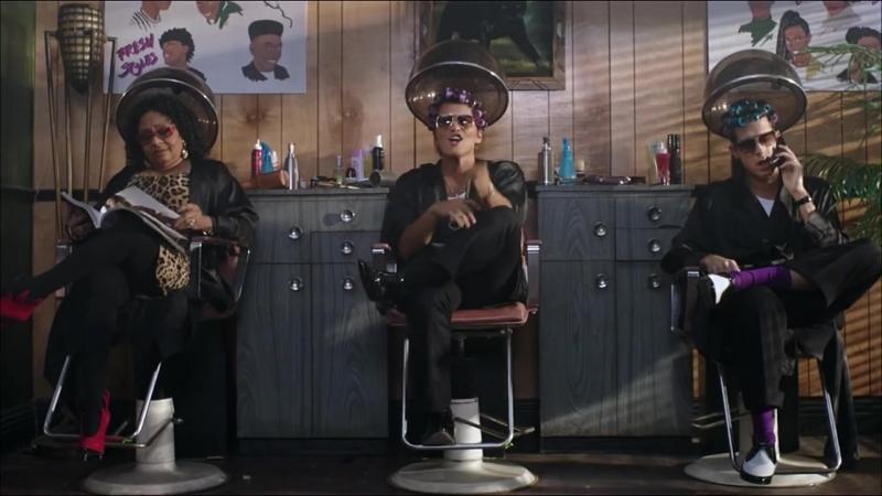 Upton Funk.Bruno Mars.Мой любимый клип.
