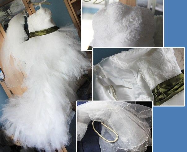 прокат свадебного платья братск