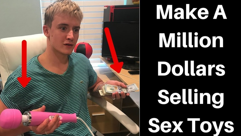 MAKE A MILLION DOLLARS SELLING SEX TOYS ON AMAZON AND EBAY