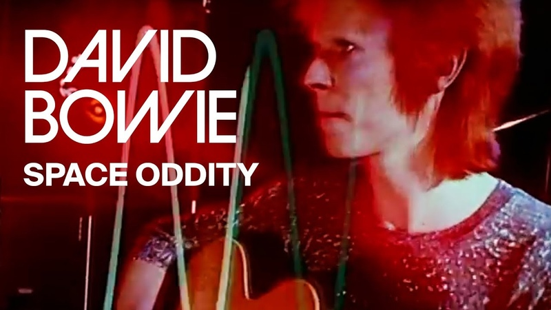 David Bowie – Space Oddity (Official Video)