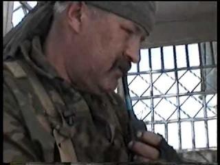 Помяните нас...Полковник спецназа ГРУ Игорь Срибный. Развед - группа Каскад.Чечня 2001 год.