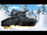 Girls und Panzer das Finale Part 2 PV