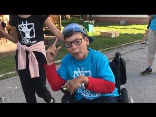 Отзывы детей. Лагерь для особенных детей 2018