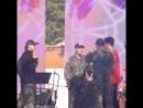 14.10.18 Дэсон на Фестивале 27-й Пехотной Дивизии «Победители» в городе Хвачон, Корея