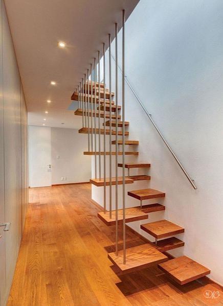 Вapиaнты нeобычных лестниц.6 идeй