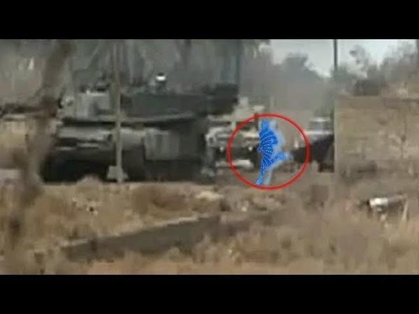 Иракские партизаны столкнулись с американскими солдатами - невидимками