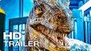МИР ЮРСКОГО ПЕРИОДА 2 ✩ Трейлер 3 Крис Пратт, Динозавры, Экшен, Sci-Fi, 2018