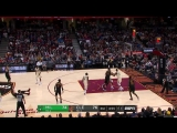 LeBron James gets it to go at the buzzer