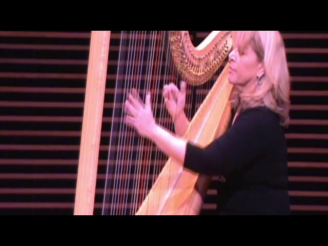 Jazz Harpist Lori Andrews plays Is you Is (H) PCC