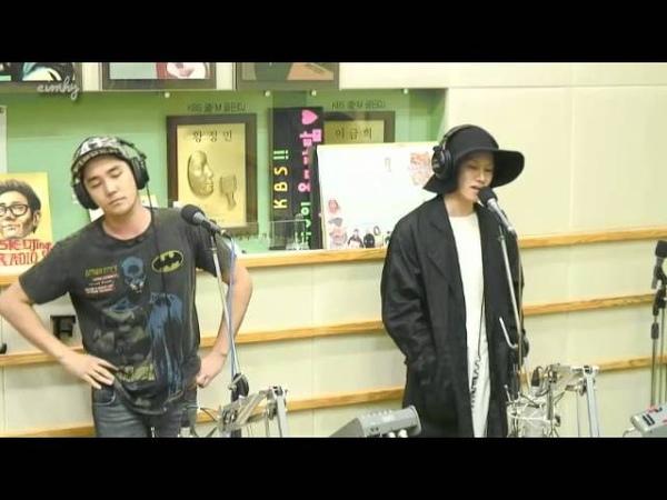 131023 Live Heechul Kangin Super Junior Sukira