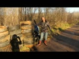 Охота на колёса в Новом Девяткино 05 ноября 2018 года