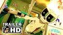 MFKZ Trailer 1 (2018) RZA Sci-Fi Animated Movie