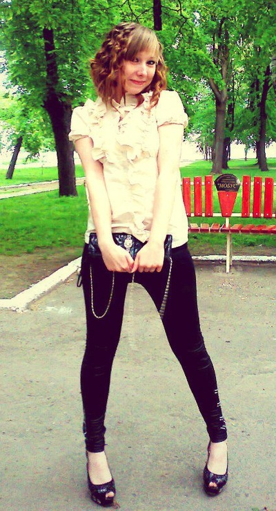 Anny Bezpalko, 7 июля 1992, Санкт-Петербург, id193140526