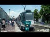 Straßenbahn Potsdam - die letzten Tatra KT4DM im Einsatz ★ [HD] [720p]