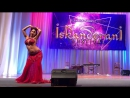 Irina Daliya Shevchenko Belly Dancer Drum Solo [Full HD,1920x1080]