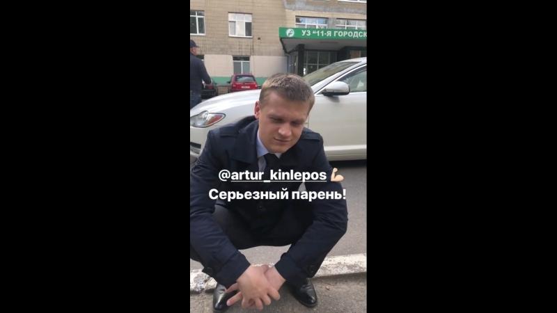 А.С. Сопельник - Instagram: Депутат снова в деле