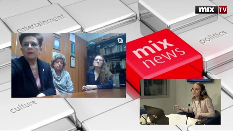 Высшая школа музыки им. А.Шнитке в программе Абонент доступен MIXTV