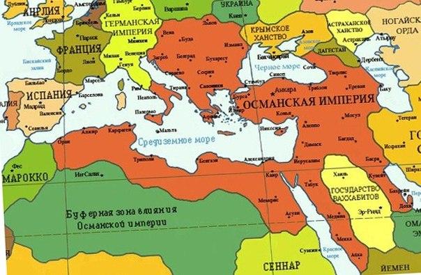 Картинки по запросу карта османской империи