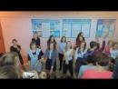 День учителя 2018 9-е классы Флэшмоб Despacito