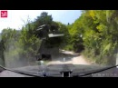 Вся дорога на Гегский водопад
