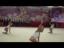 Церемония торжественного открытия нового учебного года художественной гимнастики