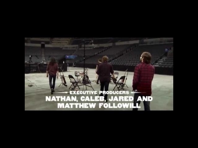 Kings of Leon - Talihina Sky live acoustic (from documentary)