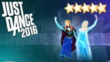 Let It Go - Just Dance 2016 (Unlimited) - Full Gameplay 5 Stars