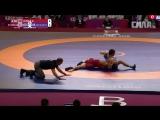 Чемпионат Европы. Греко-римская борьба. Ozdoev vs Kudla. Четвертьфинал.
