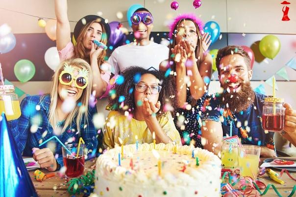 День рождения - ещё один повод порадовать вас! ❤