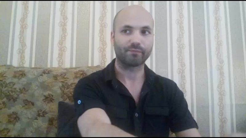Иван Сахаров, 1я трансляция.
