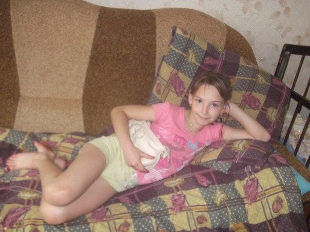dasha zorkina updated her profile picture