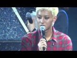 140412 EXO - TAO TalkGame 'Hello' @ Greeting Party in Japan - Day 2