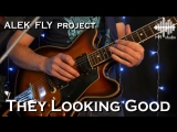 ALEK FLY project - They Looking Good (live in HR studio)