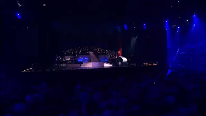 Стадион в Кёльне 50 тысяч встал услышав Русскую песню Helene Fischer…