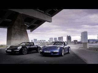 The new 911 Targa 4 models - Tomorrow's Classics.