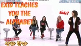 Learn the Alphabet with EXID