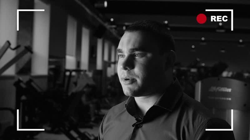 Мастер-класс чемпиона Егора Левкина