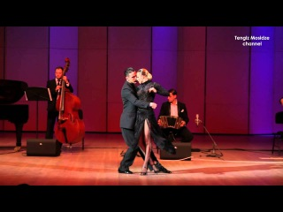 "Tango ""El Marne"". Anna Gudyno and Kirill Parshakov. Анна Гудыно и Кирилл Паршаков. Танго 2016."