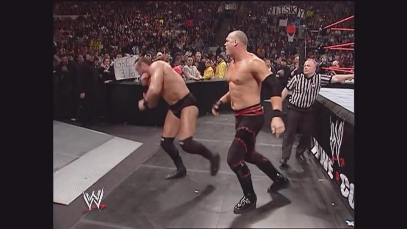 Kane vs. Gene Snitsky Raw 2005