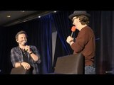 Montreal Con Kings of Con - Rob Benedict and Richard Speight Jr. FULL Panel 2018 Supernatural