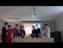 Конкурсная программа. Театральна постановка Чехова на французском языке - Воробьевка - 1 место (часть 2)