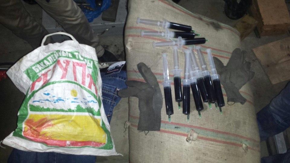 Два крупных изъятия гашишного масла произвели сотрудники наркоконтроля Якутии