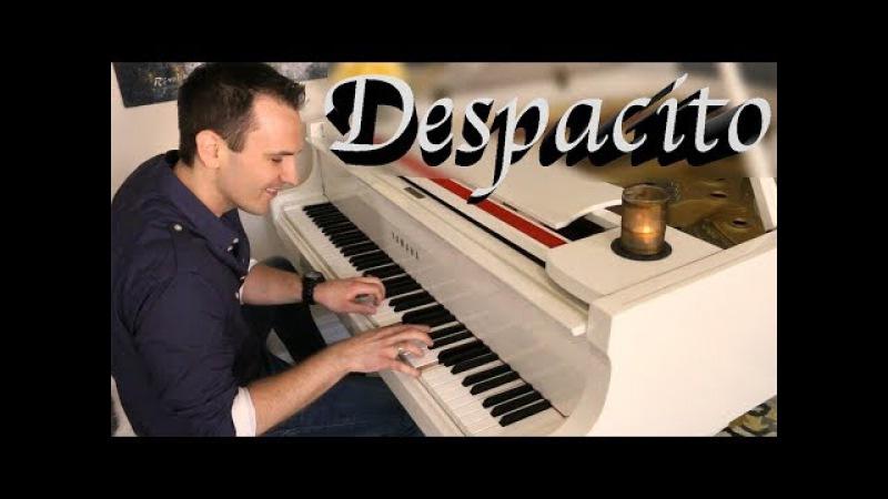 Despacito - Crazy Latin Jazz Piano Cover - Jonny May